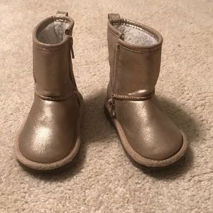 Baby Gap Winter Boots - Size 5